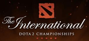 Dota_2_-_The_International logo
