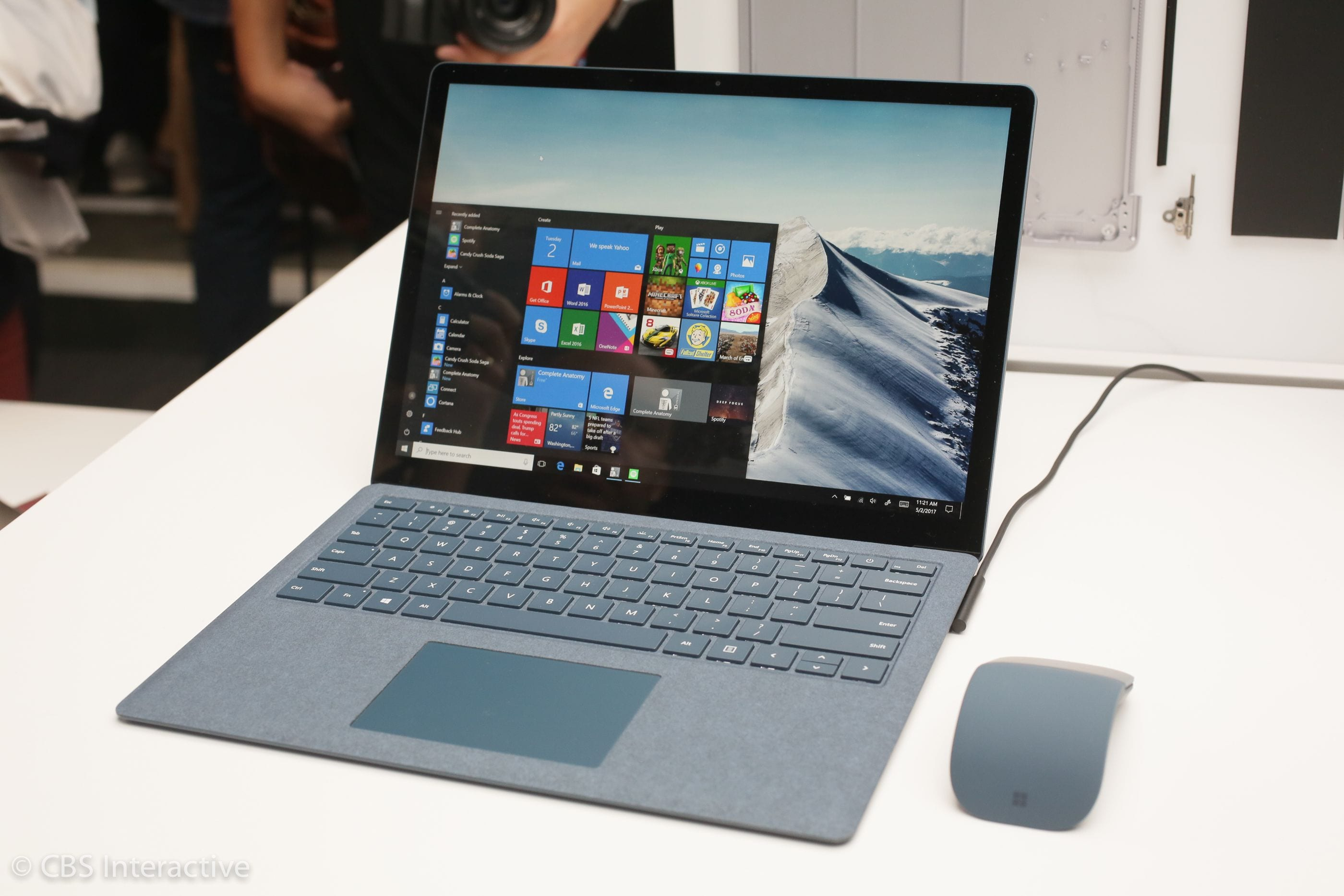 microsoft surface laptop warrants new entrance exam