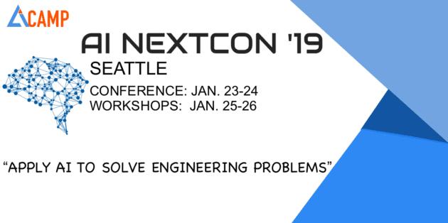 7th AI NEXTCon Conference Seattle 2019