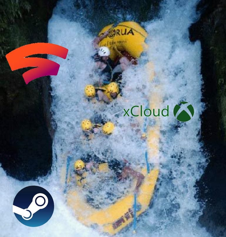 The Gaming Revolution Will Be Streamed: Stadia, xCloud